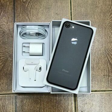 Yeni iPhone 7 32 GB Qara