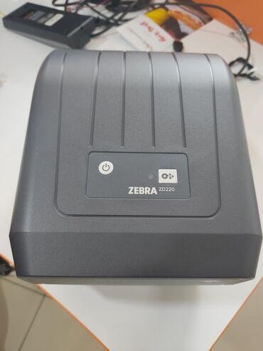 Biznes üçün avadanlıq - Azərbaycan: Zebra ZD220 ZD 220 barkod printer satışı, təmiri, servisi. 1 illik
