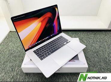 видеокарты gigabyte в Кыргызстан: MacBook Pro 16-inch(2019)Цум/4й этаж/отдел