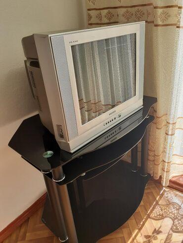 в Кок-Ой: Продаю телевизор Самсунг рабочий тумбочкой всё отличном состоянии цен