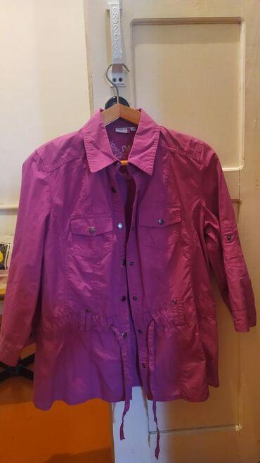 Личные вещи - Кок-Ой: Женская рубашка-котфочка. Размер 40-42. Распродажа на 8 Марта