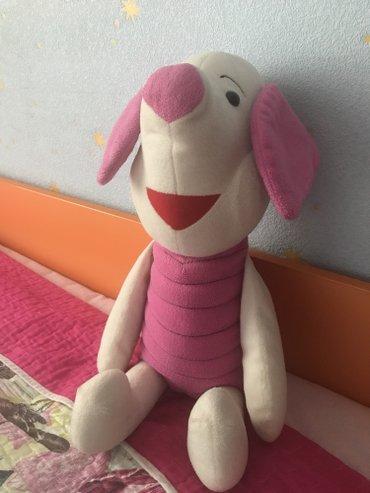 Мягкая игрушка Пятачок. Большая в Бишкек
