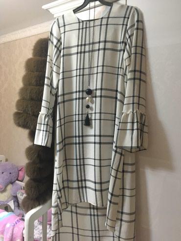 Новая Платье туника Турция размер 42-44 отдам за 1000. в Бишкек