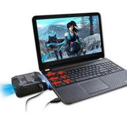виниловые-наклейки-для-ноутбука в Кыргызстан: Турбина для охлаждения ноутбука, Вентилятор для ноутбука вакуумный USB