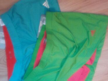 спортивны в Кыргызстан: Фирменные спортивные юбки-шорты Adidas для занятий теннисом и