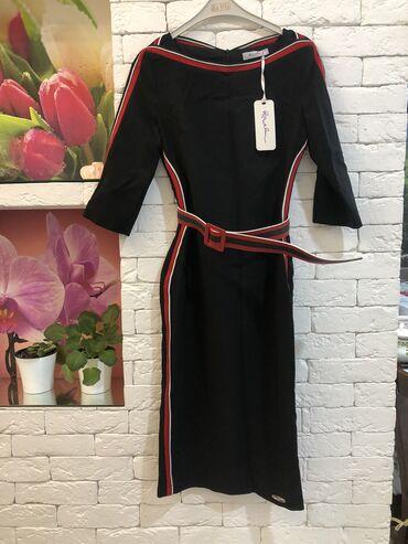 платье миди в Кыргызстан: Новое платье. Размер 38 Турция. подойдет на 36. Длина миди. Есть