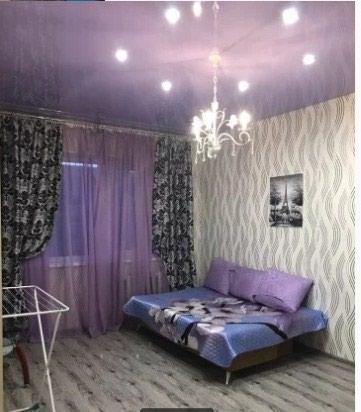1ком квартира люкс .чистая уютная со всеми условиями. посуточно. в Бишкек