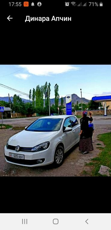 Volkswagen Golf 1.6 л. 2009 | 111111 км