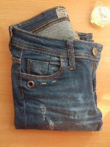 Capitto jeans, uske farmerke M, na njima pise 30. Nogavice su dosta