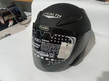 профессиональный микшерный пульт в Кыргызстан: Мото шлем / вело шлем профессиональный новая в коробке есть несколько