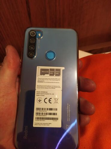 Новый Xiaomi Redmi Note 8 64 ГБ Синий