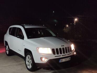 Jeep - Srbija: Jeep Compass 7 l. 2011 | 126000 km