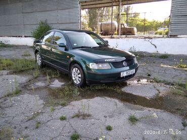 Volkswagen в Кыргызстан: Volkswagen Passat 1.6 л. 1997 | 111111111 км