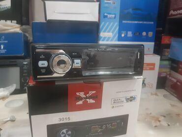 """cameralar - Azərbaycan: Magintafon"""",Usb,SdKart,Aux,Radyator,Mp3""""Universal magintafon"""
