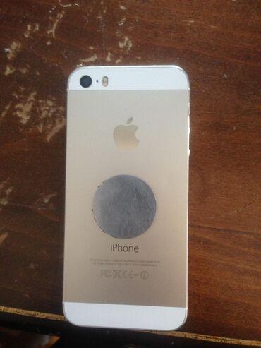 plata iphone - Azərbaycan: İşlənmiş iPhone 5s 16 GB Qızılı