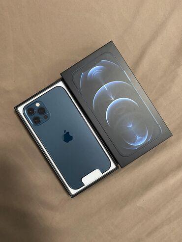 Apple Iphone - Бишкек: Новый iPhone 12 Pro Max 128 ГБ Черный