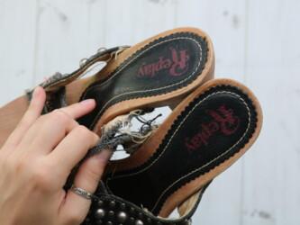 Женские шлепанцы на каблуке Replay,р.39 Длина подошвы: 26 см Каблук: 8