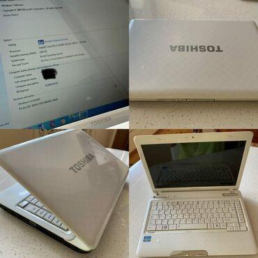 netbook satilir - Azərbaycan: Toshiba Notebook satilir 330₼ seligeli ishlenilib ama kalonka ishlemir