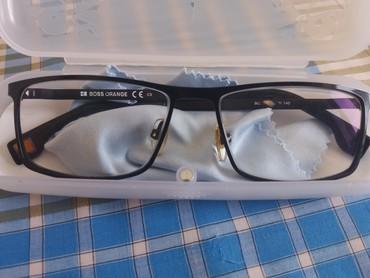 Итальянская оправа (очки) фирмы Hugo Boss. Оправа из титана-прочная
