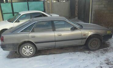 переходка в Кыргызстан: Mazda 626 2 л. 1989