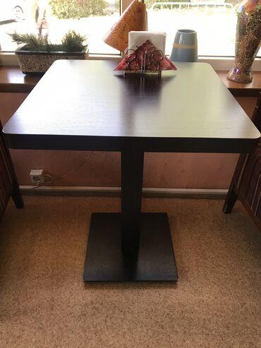 Столы для кафе б/у. Стол кофейный квадратный 60*60 см. В наличии 6