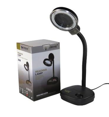 fotopolimernaja lampa besprovodnaja в Кыргызстан: Лампа-лупа LED настольная