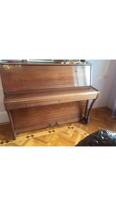 ticari daşınmaz əmlak satıram - Azərbaycan: Ronisch pianinosu yaxsi vaziyyatda istifade olunmayib demek olarki. Bu