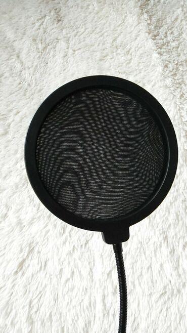 Продаю качественный, профессиональный поп фильтр для микрофона. Данный