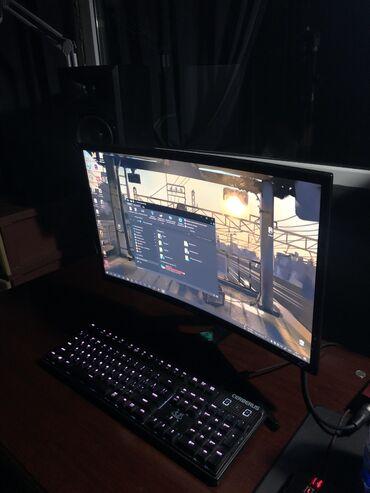 Срочно продаётся мощный игровой компьютер!!!CPU: Intel Core i5-9400F