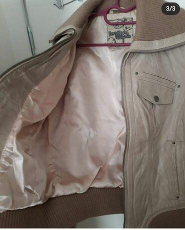 Oglas za posao - Srbija: ** Leather kozna jakna KAO NOVA **Nikad nosena, ima postavu. Naznacena