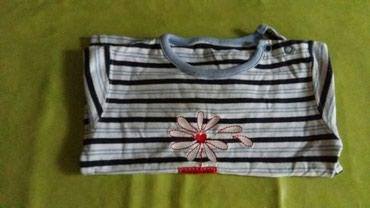Majica na dug rukav za bebe od godinu dana.Polovna i ocuvana,bez - Petrovac na Mlavi
