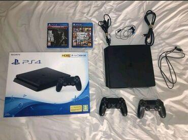 джойстики redragon в Кыргызстан: Срочно продаю PlayStation 4 slim 500gbПолный комплект коробка, все
