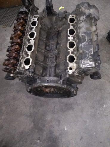 Двигатель Мерседес 210 4.3 на запчасти в Токмак