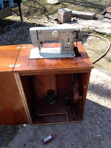 Швейные машины - Сокулук: Продаю ножную швейную машинку в нормальном состоянии только нужно
