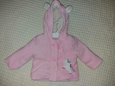 Dečija odeća i obuća - Zitorađa: Zimska jaknica velicina 56. Koriscena. Bez ostecenja bez fleka