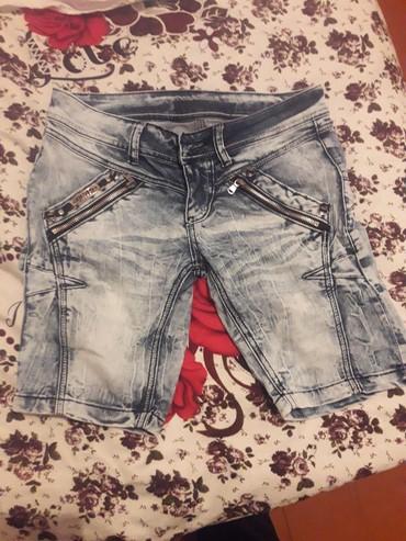 шорты джинсовые в Кыргызстан: Шорты джинсовые очень хорошо смотрятся