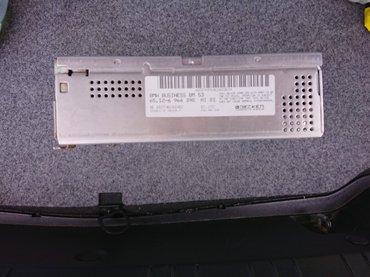 bmw-x5-30d-at - Azərbaycan: BMW E46, E39, X5 və E38 740 üçün radio tuner. İşlənmişdir və xırda bir