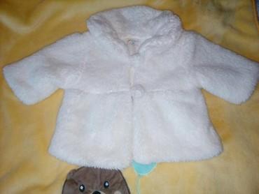Ostala dečija odeća | Bajina Basta: Na prodaju nova bundica za bebe 68 velicina