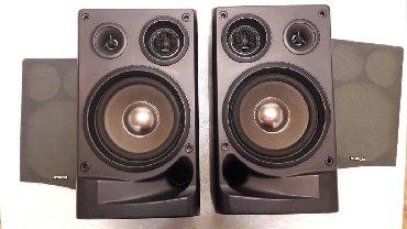 акустическая система 5 1 в Кыргызстан: Продаю 3-х полосные акустические системы (колонки). Япония. 6 Ом, 35