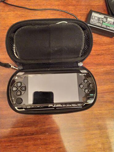 PSP (Sony PlayStation Portable) Azərbaycanda: PSP əla vəziyyətdədir . Hər bir şeyi işləyir . Real alıcıya endirim