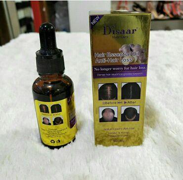 Disaar Oil» – это растительная сыворотка для роста и укрепления волос