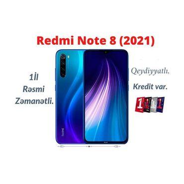Xiaomi Redmi Note 8 | 64 GB | Göy