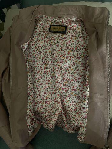 квартира за 10000 в месяц in Кыргызстан | СНИМУ КВАРТИРУ: Продаю абсолютно новую кожаную куртку Турция ( размер S), цвет пыльна