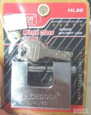 RIchdoor profi katanac 60mm