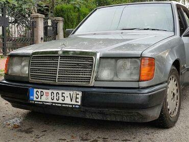 Mercedes-Benz E 200 2 l. 1989 | 206024 km