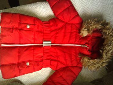 Dečije jakne i kaputi | Cuprija: C&A vel 98 savrsena zimska jakna