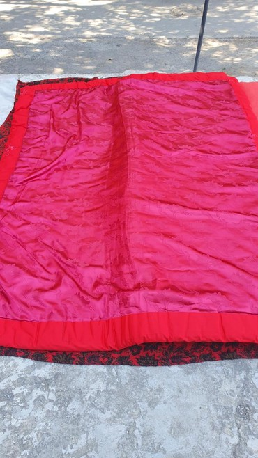 4 новых шерстяных одеяла размером 190 на 160