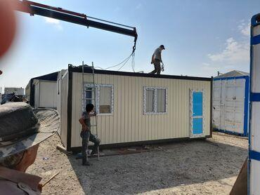 anbar - Azərbaycan: Konteyner ofis6x2,4 konteyner ofisler.Profnastil kaplama.Penaplast