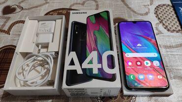 Mobilni telefoni - Borca: Galaxy A40 dual sim(4/64)Star mesec dana.Dobijen preko firme.Za sve