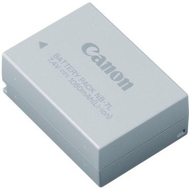 Canon IF CANON BATERY NB-7LMarka: CanonModel: IF CANON BATERY